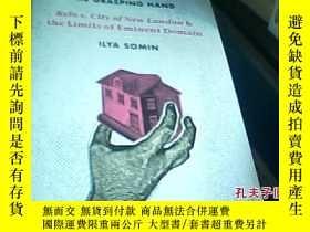 二手書博民逛書店THE罕見GRASPING HAND19672