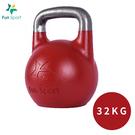 Fun Sport 競技壺鈴 kettlebell-32kg(紅)