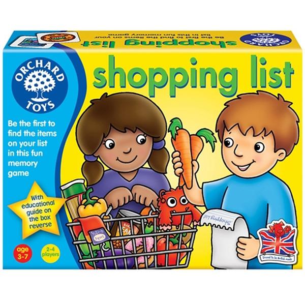 【英國 Orchard Toys】兒童桌遊-配對遊戲 採購趣 OT-003