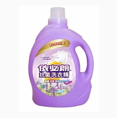 【箱購更划算】依必朗抗菌洗衣精-薰衣草 3200ml*4罐/箱