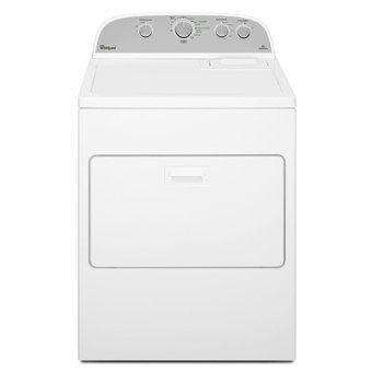 結帳再折扣 含基本安裝 Whirlpool 惠而浦 WGD5000DW 12KG瓦斯乾衣機 /ECO節能乾衣行程
