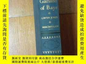 二手書博民逛書店英文原版Garland罕見of Bays(加蘭的海灣)Y1649