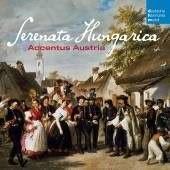 奧地利之聲合奏團 匈牙利小夜曲 CD  (購潮8)