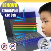 ® Ezstick Lenovo ThinkPad X1C 8TH 防藍光螢幕貼 抗藍光 (可選鏡面或霧面)