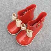 兒童防滑四季潮流時尚雨鞋『韓女王』