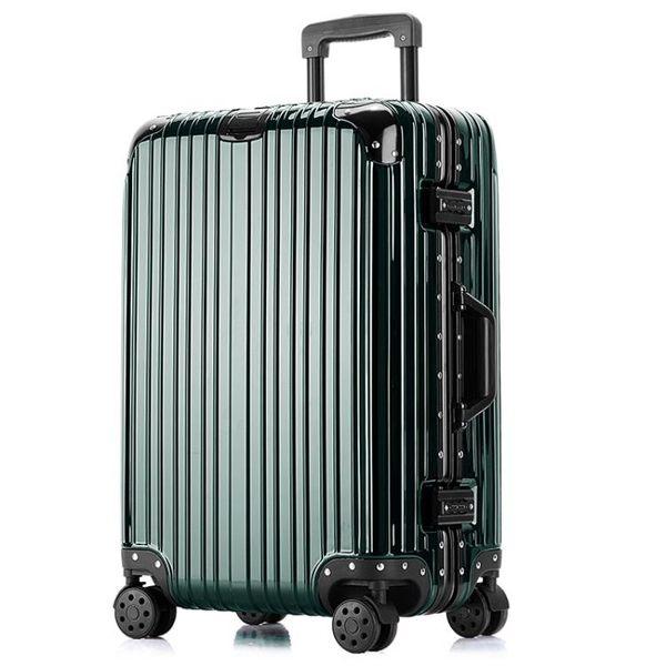 拉桿箱 登機箱 北愛旅行箱萬向輪拉桿箱行李箱女男20密碼箱包24寸學生28皮箱子 全館免運