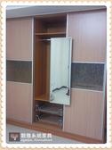 【歐雅系統家具】可收納旋轉穿衣鏡 推拉門 特殊甲骨文玻璃衣櫃