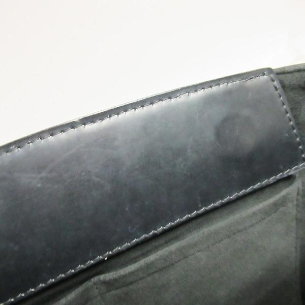 LOUIS VUITTON LV 路易威登 黑色EPI水波紋手提肩背2way包 Phenix PM M50803 BRAND OFF
