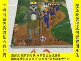 二手書博民逛書店WOLF罕見Cub Scout BookY268837