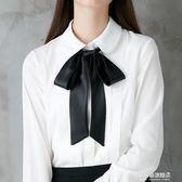 純色領巾時尚小領帶日繫學院風絲帶細窄絲巾小圍巾飄帶 多莉絲旗艦店