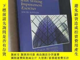 二手書博民逛書店Business罕見Communication with Writing Improvement Exercise