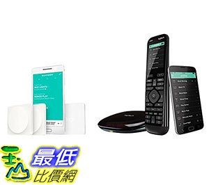 [106美國直購] 羅技 Logitech POP Home Switch Starter Pack and Harmony Elite Bundle, Works with Amazon