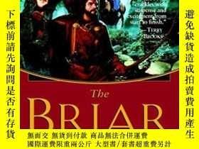 二手書博民逛書店The罕見Briar King (the Kingdoms Of Thorn And Bone, Book 1)奇