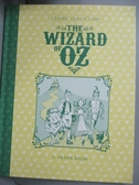 【書寶二手書T4/兒童文學_YGK】The Wizard of OZ_FRANK BAUM