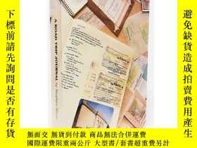 二手書博民逛書店罕見約5-6品新 A ROAD TRIP JOURNAL 公路旅行雜誌 -PHY428474 本社 北京市圖書