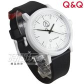 Q&Q SmileSolar 英倫秋色款 001 日本機芯 太陽能防水手錶 經典黑 男錶 女錶 中性錶 RP12J001Y