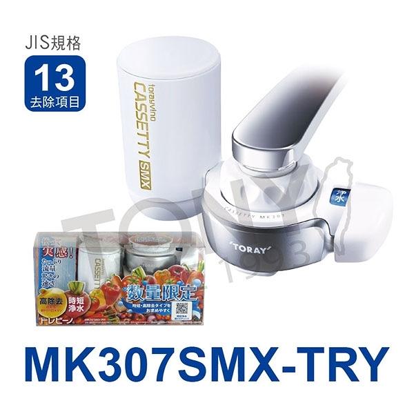 日本東麗 淨水器快速淨水組 MK307SMX-TRY 總代理貨品質保證