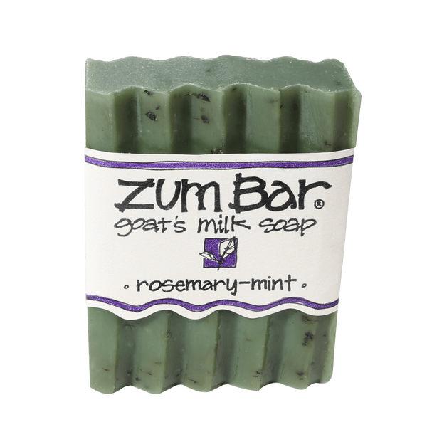 Indigo Wild-Zum Bar天然精油冷製手工羊奶皂(迷迭香薄荷)85±5g