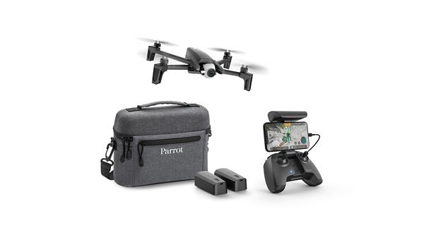 ◎相機專家◎ Parrot ANAFI Extended 全能套組 折疊式 空拍機 4K MAVIC可參考 公司貨