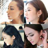 【全館】現折200氣質簡約個性耳飾耳環顯臉瘦的長款耳墜女中秋佳節