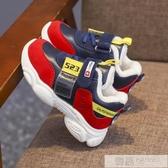秋冬新款兒童男童女童寶寶加絨棉鞋1-2-3-4-5歲機能鞋 韓慕精品