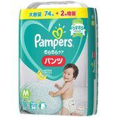 【特規版】日本境內-巧虎限定版 幫寶適紙尿布/箱購-褲型尿布M (100%日本製)
