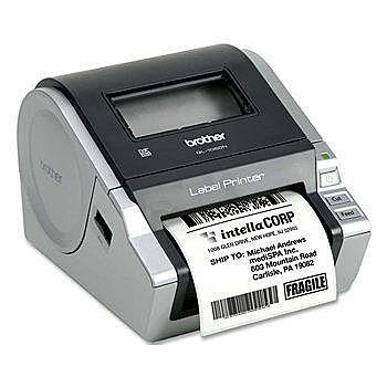 Brother 網路型超高速大尺寸條碼列印標籤機 QL-1060N
