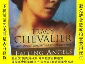二手書博民逛書店崔西·雪佛蘭罕見Falling Angels by Tracy