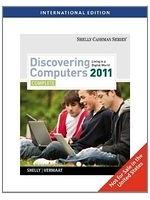 二手書博民逛書店 《Discovering Computers 2011》 R2Y ISBN:1439081182│GaryB.Shelly