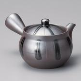 日本陶壺【美濃燒】十草 橫手急須0.35L 泡茶壺