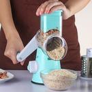 PUSH!廚房用品 可換滾筒手搖式防切手...