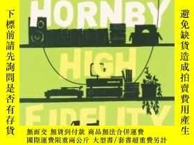 二手書博民逛書店High罕見Fidelity-高保真Y436638 Nick Hornby Penguin Books Ltd