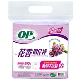 OP花香環保分解垃圾袋-薰衣草(大)【愛買】
