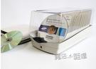 安尚CDC-50K 50片裝CD光盤收納盒CD/DVD碟片包防盜鎖標簽貼 夏季狂歡