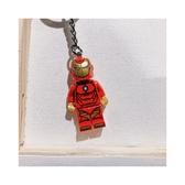 【蟹老闆】樂高鑰匙圈 - 鋼鐵人