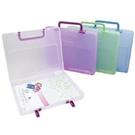 W.I.P   CP3304L   手提A4資料盒(顏色隨機出貨)   / 個