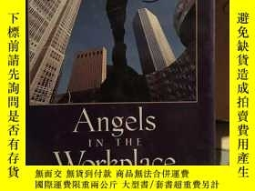 二手書博民逛書店Angels罕見in the Workplace: Storie