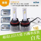 LED汽車大燈改裝 9007/HB5-XM-L2 CREE LED大燈-兩顆一組 (X-200-01-10)