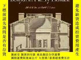 二手書博民逛書店The罕見Domestic Architecture Of Benjamin Henry LatrobeY25