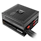 Thermaltake 曜越 Toughpower 650W 80+ 金牌 半模組 電源供應器 PS-TPD-0650MPCGTW-1