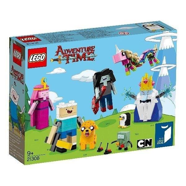 【南紡購物中心】【LEGO 樂高積木】IDEAS 系列-探險活寶 Adventure Time21308
