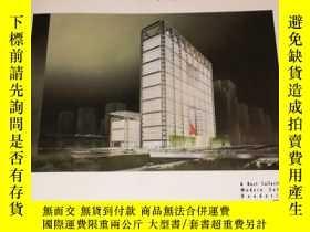二手書博民逛書店手繪建築效果圖罕見ARCHITECTURAL RENDERING ILLUSTRATED vol.II(2 )日文