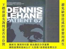 二手書博民逛書店原版瑞典語小說罕見Patient   Dennis Lehane