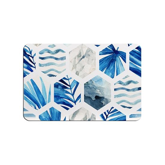 吸水地墊 北歐風 地墊 浴室  腳踏墊 速乾墊 防滑墊 矽藻土 防潮 地中海風硅藻土地墊【Z193】MY COLOR
