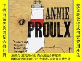 二手書博民逛書店The罕見Shipping News船訊,英文原版Y449990 Annie Proulx HarperCol