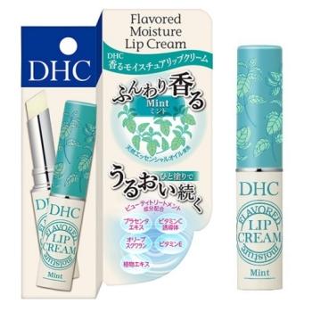 日本境內版 DHC 香氛 純欖 護唇膏 1.5g 【RH shop】日本代購
