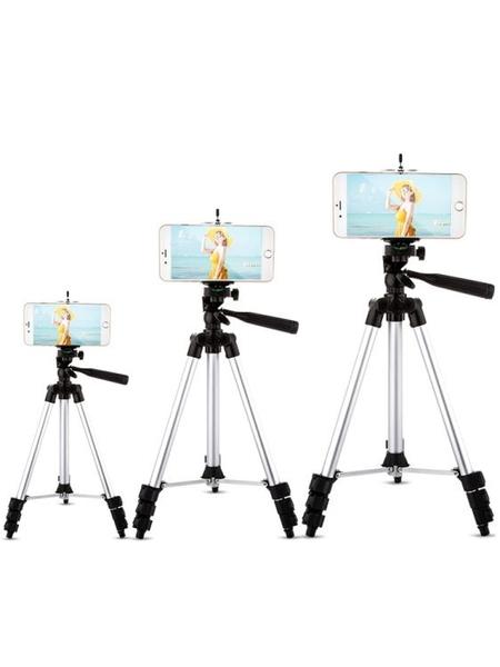 手機直播支架三角架相機錄像視頻自拍照戶外桌面設備三腳架快手 酷男精品館