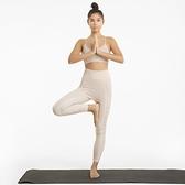 PUMA 女款粉色瑜珈系列Studio高腰9分緊身褲-NO.52023227