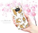 三星 Samsung Galaxy S7 EDGE SM-G935FD G9350 手機殼 軟殼 保護套 柴犬