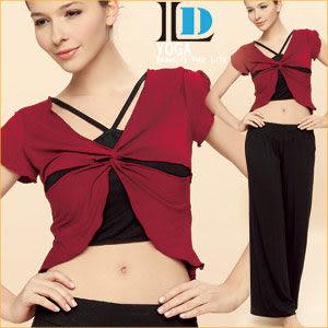 【DENLUS】紅蝶霓裳瑜珈運動套裝肚皮舞蹈服飾配件.中東肚皮舞.推薦哪裡買專賣店特賣會